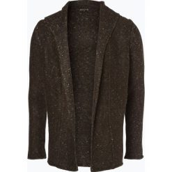 Swetry rozpinane męskie: Review – Kardigan męski, zielony