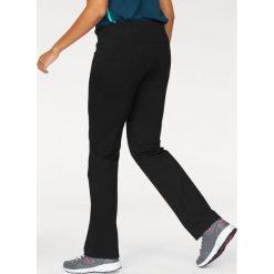 H.I.S Spodnie sportowe  czarny. Czarne spodnie sportowe damskie marki H.I.S, l, na fitness i siłownię. Za 126,00 zł.