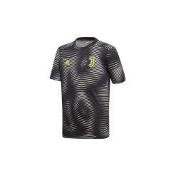 T-shirty z krótkim rękawem Dziecko  adidas  Podstawowa koszulka przedmeczowa Juventus. Niebieskie t-shirty chłopięce z krótkim rękawem marki S.Oliver, z nadrukiem, z bawełny. Za 199,00 zł.