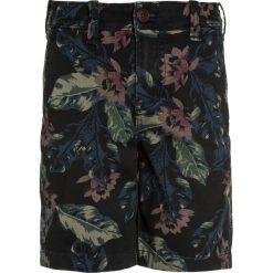 Abercrombie & Fitch Szorty multicolor. Czarne spodenki chłopięce Abercrombie & Fitch, z bawełny. Za 129,00 zł.