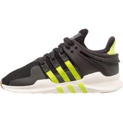 Adidas Originals EQT SUPPORT Tenisówki i Trampki coreblack/semi solar slime/offwhite. Czarne tenisówki damskie marki adidas Originals, z materiału. W wyprzedaży za 356,30 zł.
