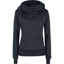 Forplay Klett Pentagram Hoodie Bluza z kapturem damska czarny. Czarne bluzy rozpinane damskie Forplay, xxl, z aplikacjami, z kapturem. Za 121,90 zł.