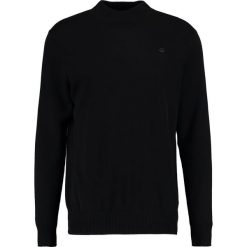 Kardigany męskie: GStar RC CORE MOCK TURTLE KNIT L/S Sweter dark black