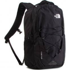 Plecak THE NORTH FACE - Jester T93KV7JK3  Black. Czarne plecaki męskie The North Face, z materiału, sportowe. W wyprzedaży za 219,00 zł.