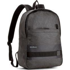 Plecak STRELLSON - Finchley 4010002285 Dark Grey 802. Szare plecaki męskie Strellson, ze skóry. W wyprzedaży za 259,00 zł.