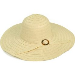 Kapelusz damski Stylowa wczasowiczka beżowy. Brązowe kapelusze damskie Art of Polo. Za 23,26 zł.