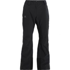 Salomon ICEMANIA  Spodnie narciarskie black. Czarne bryczesy damskie marki Husky, l, narciarskie. W wyprzedaży za 601,30 zł.