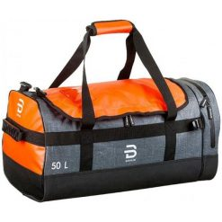 Torby podróżne: Bjorn Daehlie Bag Duffle 50 L Grey/Orange