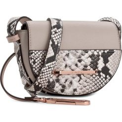 Torebka CALVIN KLEIN BLACK LABEL - Heath3r Exotic Mini Half Moon Crossbody K60K602440 069. Brązowe torebki klasyczne damskie Calvin Klein Black Label. W wyprzedaży za 329,00 zł.