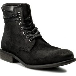 Kozaki ALDO - Derrian 51898404 97. Czarne buty zimowe męskie ALDO, z materiału. W wyprzedaży za 359,00 zł.