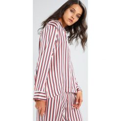 T-shirty damskie: ASCENO TWIN STRIPE  Koszulka do spania red/dark blue/white