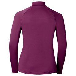 Odlo Bluza damska Midlayer 1/2 zip Snowbird ciemny fiolet r. XL (222001). Bluzy damskie Odlo, xl. Za 183,43 zł.