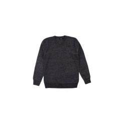 Sweter męski nierozpinany. Szare swetry klasyczne męskie marki TXM, z dresówki. Za 39,99 zł.