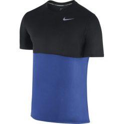 Koszulka do biegania męska NIKE RACER SHORTSLEEVE / 644396-480 - NIKE RACER SHORTSLEEVE. Niebieskie t-shirty męskie Nike, m, do biegania. Za 79,00 zł.