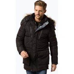 Superdry - Męska kurtka pikowana, czarny. Czarne kurtki męskie bomber Superdry, l, moro, eleganckie. Za 899,95 zł.