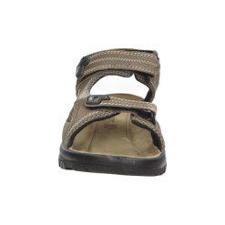 Sandały męskie: Sandały Marco Tozzi  Sandały skórzane  2-18400-28