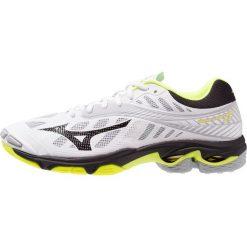 Mizuno WAVE LIGHTNING Z4 Obuwie do siatkówki white/black. Białe buty do siatkówki męskie marki Mizuno, z gumy, mizuno wave. Za 589,00 zł.