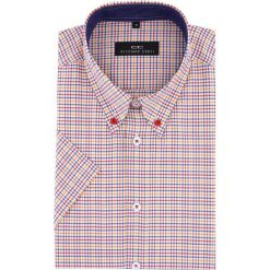 Koszula SERGIO slim 16-01-02-K. Czarne koszule męskie slim marki TOM TAILOR DENIM, l, z bawełny, button down, z długim rękawem. Za 199,00 zł.