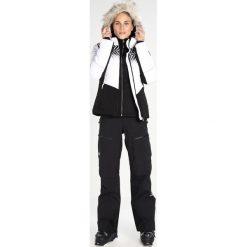 Icepeak CHARLIE Kurtka narciarska optic white. Białe kurtki sportowe damskie Icepeak, z materiału, narciarskie. W wyprzedaży za 535,20 zł.