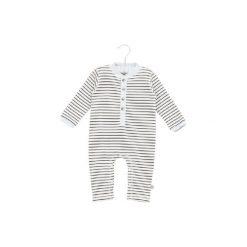 Pajacyki niemowlęce: Wheat Śpioszki Placket navy