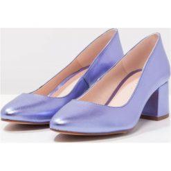 Buty ślubne damskie: mint&berry Czółenka purple