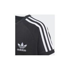 T-shirty z krótkim rękawem Dziecko  adidas  Koszulka California. Czarne bluzki dziewczęce z krótkim rękawem Adidas. Za 99,95 zł.