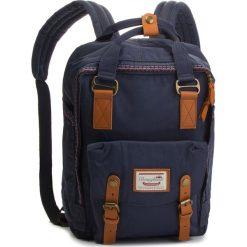 Plecak DOUGHNUT - D010BH-0065-F Macaroon Bo-He Lake. Niebieskie plecaki męskie Doughnut, z materiału. Za 359,00 zł.