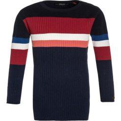 Petrol Industries Sweter classic navy. Niebieskie swetry chłopięce Petrol Industries, z bawełny. W wyprzedaży za 125,40 zł.