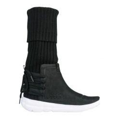Buty sportowe damskie: Under Armour Buty damskie  Slouch Boot czarne r. 40 (1296217-002)