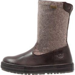 Naturino Śniegowce testa di moro/grigio. Brązowe buty zimowe damskie Naturino, z materiału. W wyprzedaży za 350,35 zł.