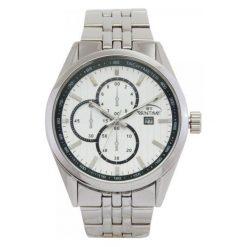 Bentime Zegarek-027-1030a. Szare zegarki męskie Bentime. W wyprzedaży za 139,00 zł.