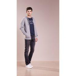Swetry rozpinane męskie: JOOP! Jeans HENRY Kardigan silver
