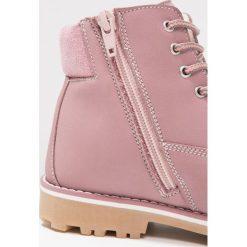 Fullstop. Śniegowce fuxia/old pink. Szare buty zimowe damskie marki fullstop., z materiału. W wyprzedaży za 148,85 zł.
