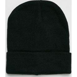 Blend - Czapka. Czarne czapki zimowe męskie Blend, na zimę, z dzianiny. Za 39,90 zł.