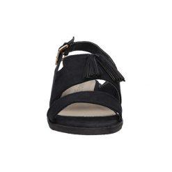 Sandały Casu  SANDAŁY  S16-F-ŚR-15. Czarne sandały trekkingowe damskie Casu. Za 49,99 zł.