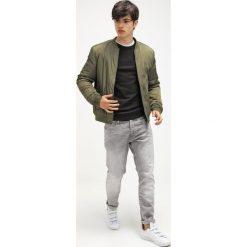 GStar 3301 TAPERED Jeansy Zwężane kamden grey stretch denim. Szare jeansy męskie marki G-Star, z bawełny. Za 549,00 zł.