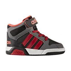 BUTY ADIDAS HOOPS MID INF BB9962. Brązowe buciki niemowlęce marki Adidas. Za 79,00 zł.