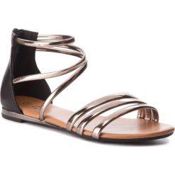 Sandały damskie: Sandały JENNY FAIRY - WS17183-2 Czarny