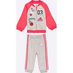 Spodnie dresowe dziewczęce: adidas Performance – Komplet dziecięcy 74-104 cm