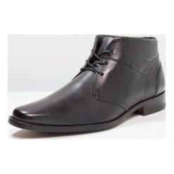 Salamander ANDREW Eleganckie buty black. Czarne buty wizytowe męskie Salamander, z materiału. Za 419,00 zł.