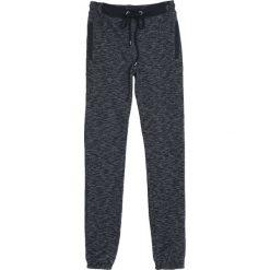 Spodnie dresowe damskie: Ciemnoszare Spodnie Dresowe Sit Down