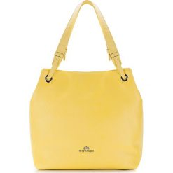 Shopper bag damskie: Torebka damska 86-4E-403-Y