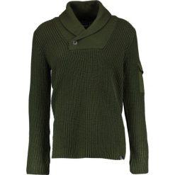 Swetry klasyczne męskie: YOURTURN Sweter oliv