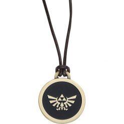The Legend Of Zelda Hyrule Pendant Necklace Naszyjnik złoty. Żółte naszyjniki męskie The Legend Of Zelda, złote. Za 42,90 zł.