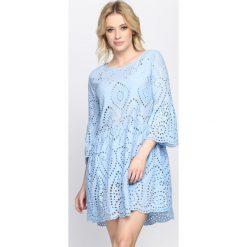 Sukienki: Jasnoniebieska Sukienka Bring Love