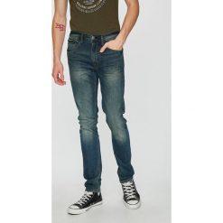 Blend - Jeansy Jet. Brązowe jeansy męskie marki Blend, l, z bawełny, bez kaptura. Za 169,90 zł.