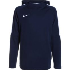 Nike Performance DRY HOODIE Bluza z kapturem blue. Niebieskie bluzy chłopięce rozpinane marki Nike Performance, m, z materiału. W wyprzedaży za 135,15 zł.