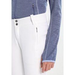 Columbia ROFFE RIDGE Spodnie narciarskie white. Czarne bryczesy damskie marki Husky, l, narciarskie. Za 399,00 zł.