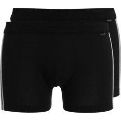 Schiesser ESSENTIALS 2 PACK Panty black. Czarne bokserki męskie marki Schiesser, z bawełny. Za 129,00 zł.