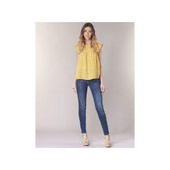 Jeansy slim fit Freeman T.Porter  GWENN SDM. Niebieskie jeansy damskie relaxed fit marki Sinsay, z podwyższonym stanem. Za 319,20 zł.